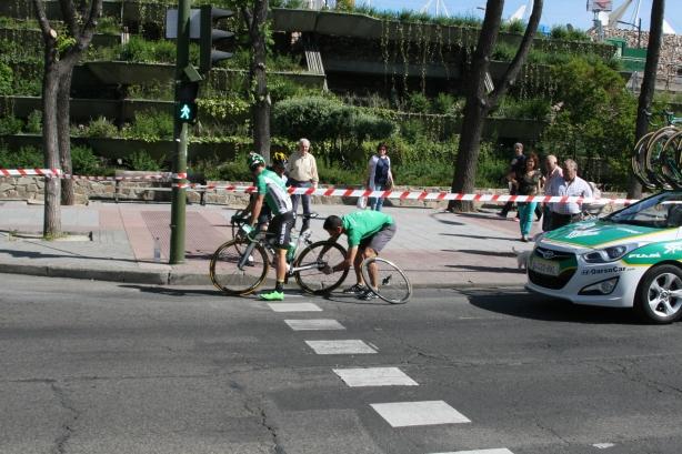 Ricardo Vilela - Vuelta ciclista a Madrid 2015